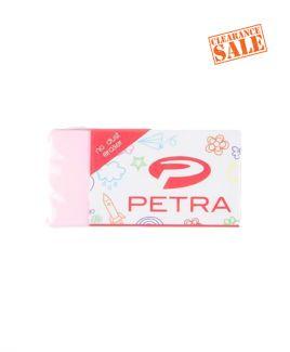 Petra No Dust Eraser Big -Pink