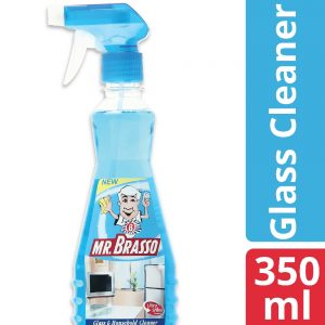 Mr. Brasso Glass Cleaner 350 ml Spray