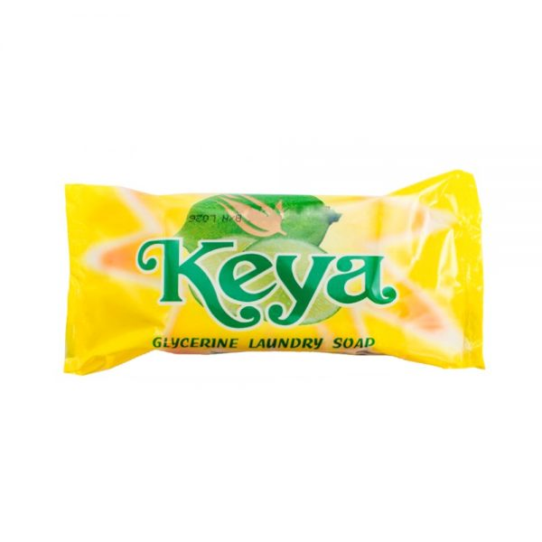 Keya Glycerin Laundry Soap Green 130 gm