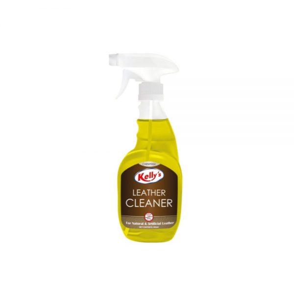Kellys Leather Cleaner 500ml (Spray)