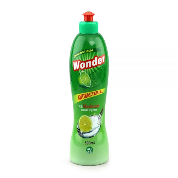 ACI Wonder Dishwash Liquid 500 ml