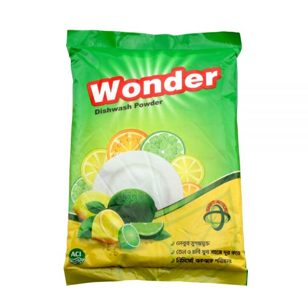 ACI Wonder Dishwash Powder 500 gm