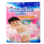 MAMY POKO PANTS GIRLS XL 24S 12-17KG
