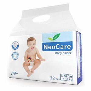 NeoCare Large Baby Diaper (7-18kg/25pcs)