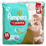 Pampers Baby Dry Pants (M/7-12kg/20 Pcs)