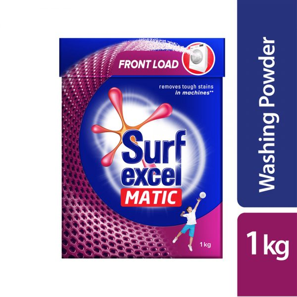 Surf Excel Washing Powder Matic Front