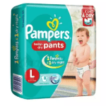 Pampers Baby Dry Pants (Large/9-14kg/20 Pcs)