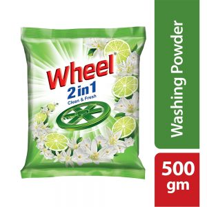 Wheel Washing Powder 2in1 Clean & Fresh