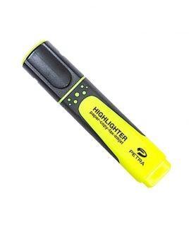 Petra Premium Highlighter, Yellow